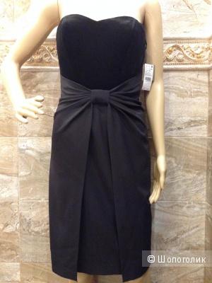 Aidan Mattox красивое брендовое платье с юбкой-бантом р.44 Новое.Оригинал.