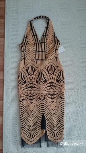 Платье миди Lavish Alice