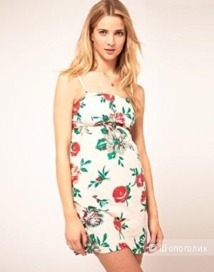 Летнее платье Vero Moda, размер 44, новое