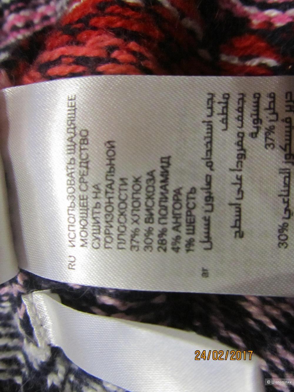 Новое платье-туника на рус. размер 42-44 из магазина H&M