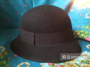 Global шляпа женская шерсть