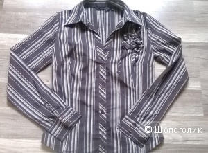 Рубашка ZARA 44-46 размер новая