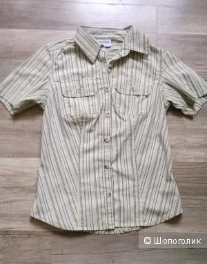 Рубашка COLUMBIA 42 размер новая