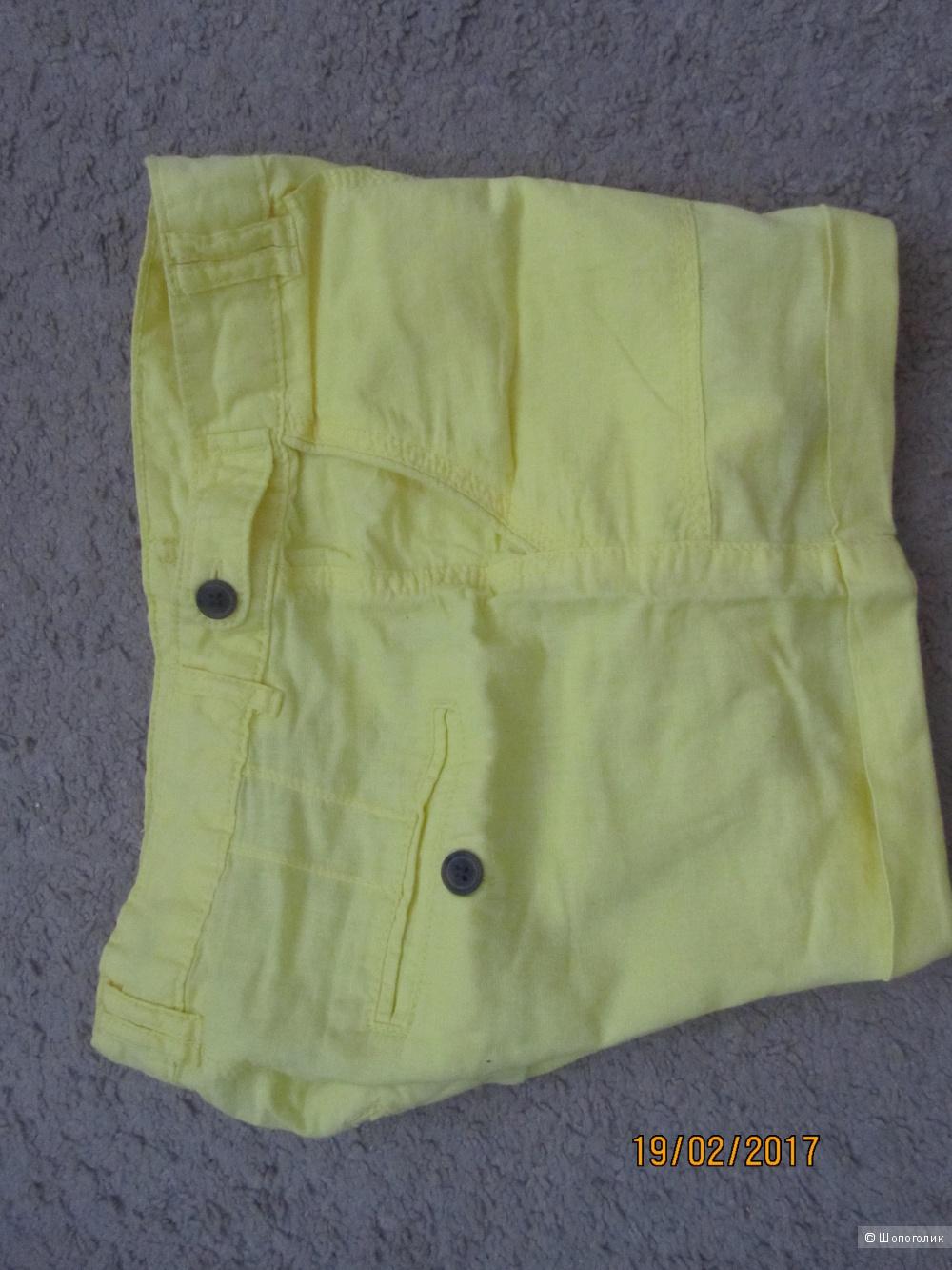 Новые легкие шорты на 42-44 русский размер из магазина H&M