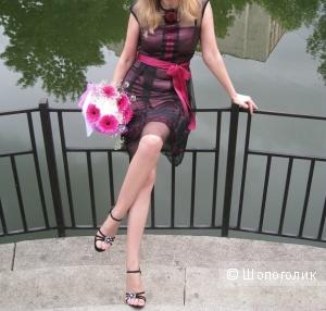 Шикарное платье 42 размер