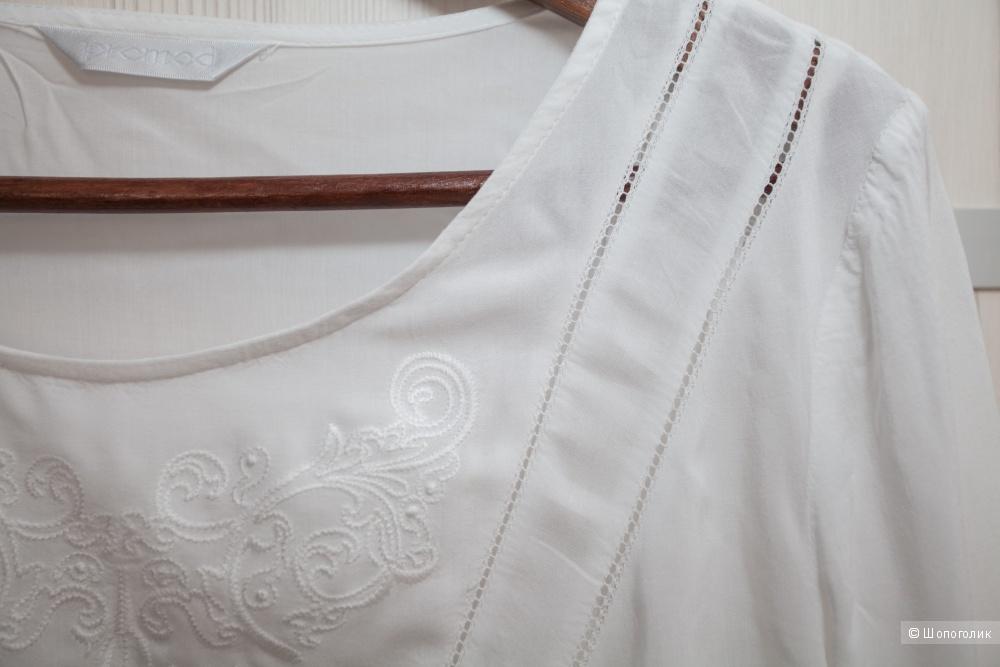 Рубашка Promod M-L состояние новой