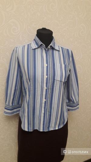 Ralph Lauren: классическая рубашка в стиле поло