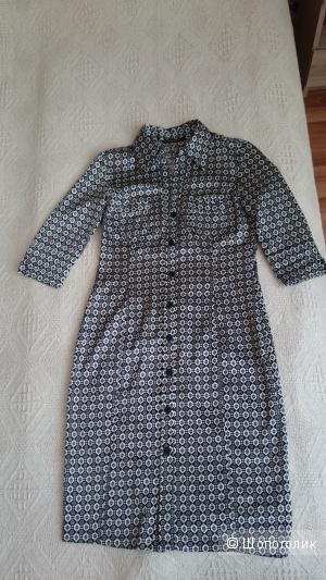 Платье-рубашка Calliope