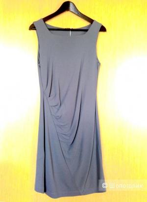 Серое платье Motivi, размер L