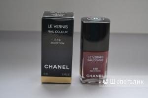 Новый Chanel оригинальный лак для ногтей
