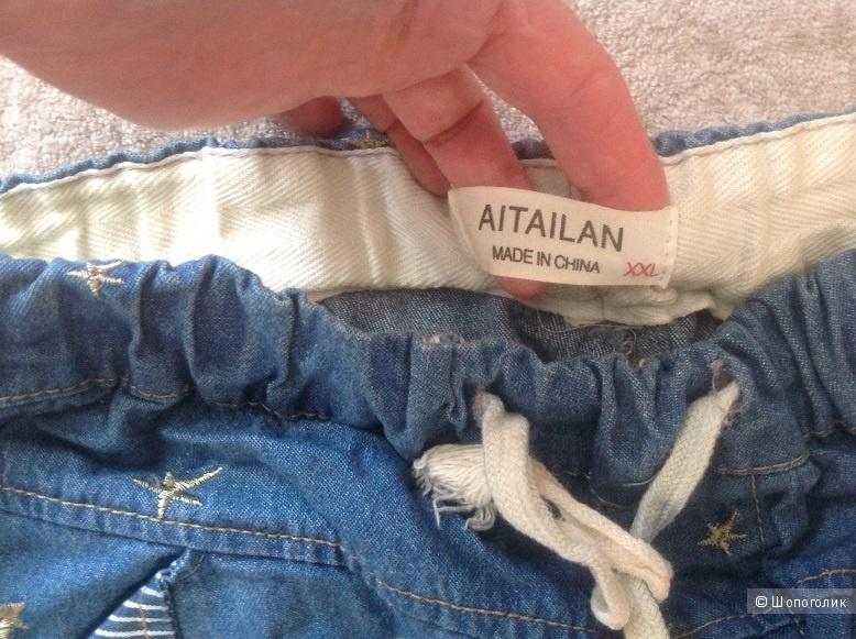 Штанишки джинсовые AITAILAN, размер 46-48