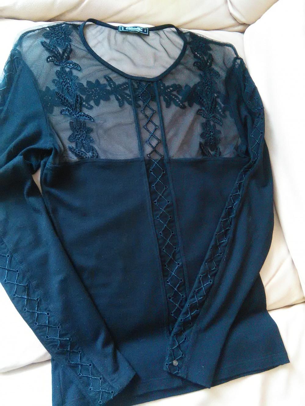 Блуза ETINCELLE (Франция), р. Т3 (42 – 48), оригинал