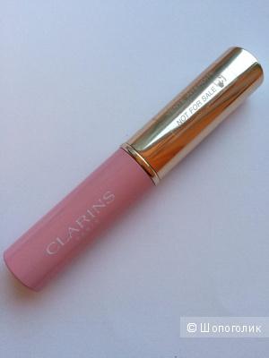 Clarins Бальзам-стик для губ Eclat Minute Полупрозрачное покрытие с эффектом влажных губ