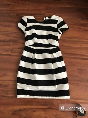 Новое платье в полоску H&M 36 EU. Готовимся к лету!