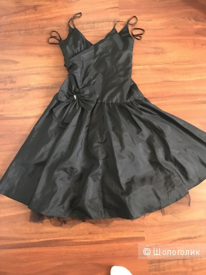 Платье вечернее DSBM размер М одето 1 раз.