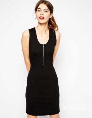 Черное платье Love Moschino новое разм. 46