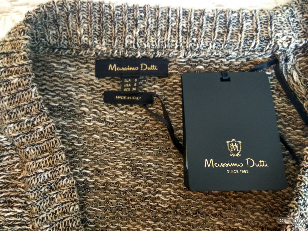 Massimo Dutti свитер новый разм.S