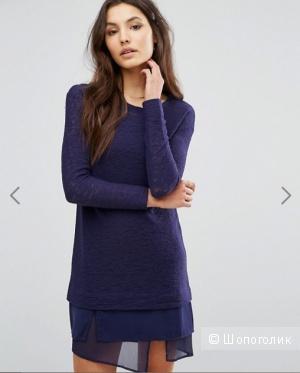 Новое платье sisley размер L