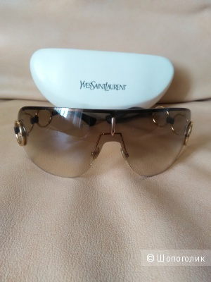 Солнцезащитные очки YVES SAINT LAURENT (Италия), оригинал