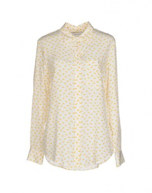 MAURO GRIFONI шелковая рубашка 46ит. размер