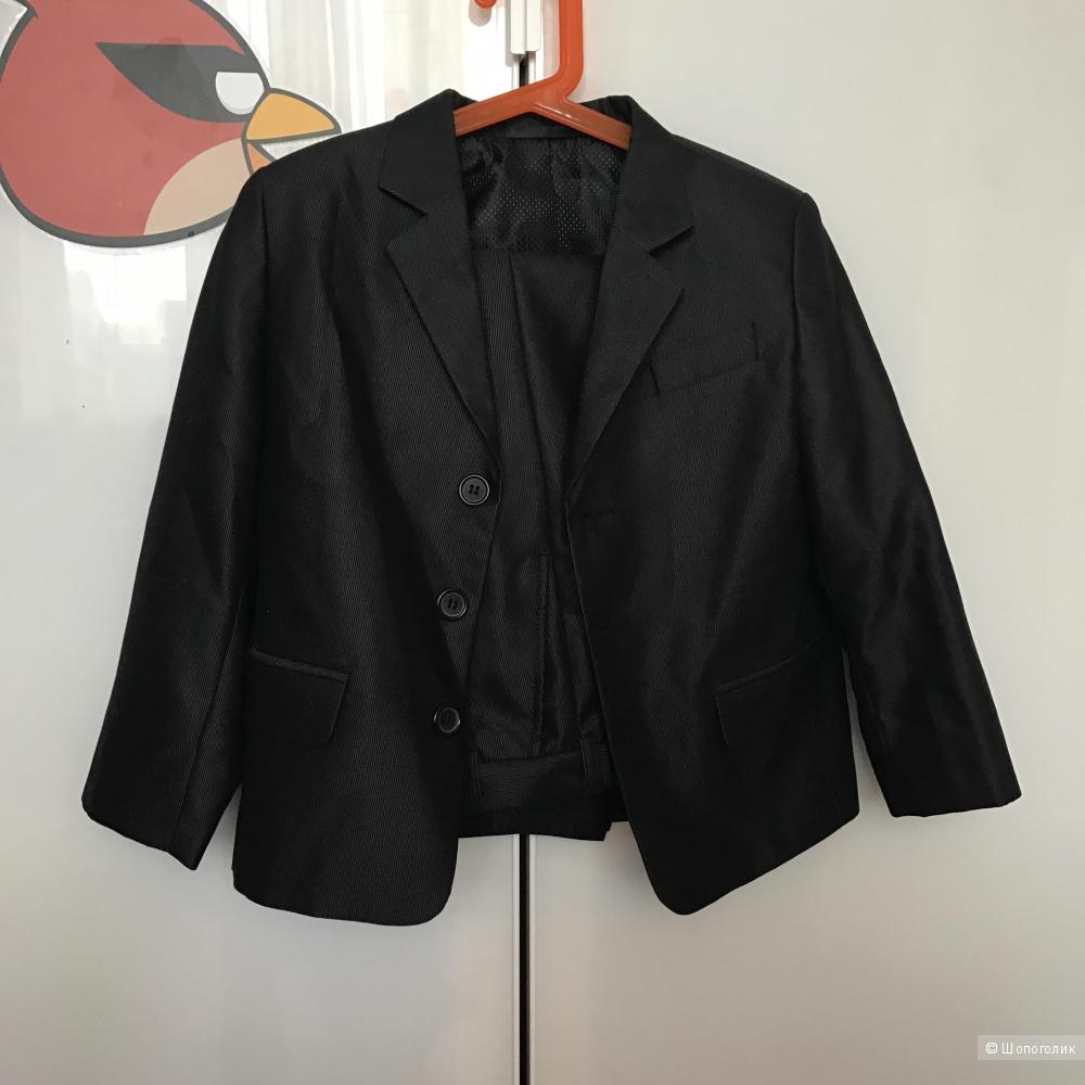 Новый брючный костюм Baltex collection на мальчика 116