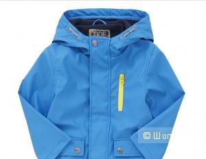 Продам курточку на флисе (размер на 86см)
