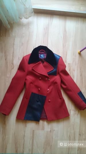 Пальто alexander mcqueen оригинал новое