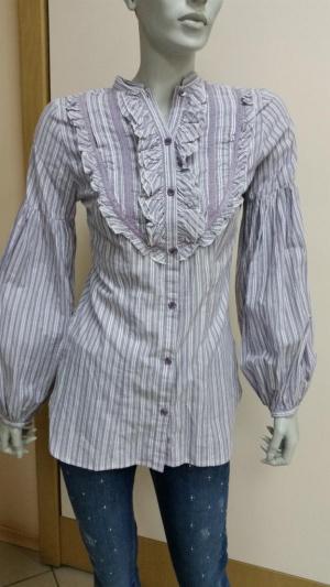 Блузка Dept 100% хлопок 42 р-р