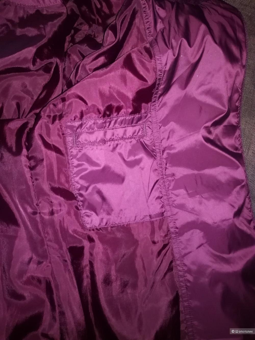 Куртка демисезонная Adidas ( размер S) б/у