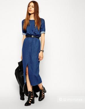 Джинсовое платье Asos denim