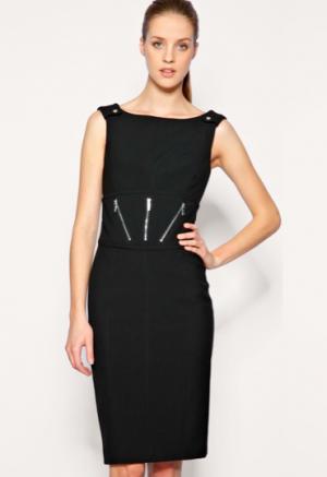 Новое чёрное платье Karen Millen (16 UK)