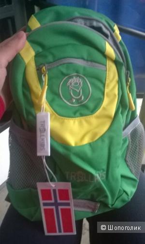 Детский рюкзак 10л TROLL KIDS