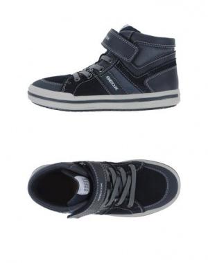 GEOX  Высокие кеды и кроссовки размер 34