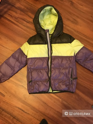 "Весенняя курточка на мальчика фирма ""Gulliver""  134 одетая пару раз"
