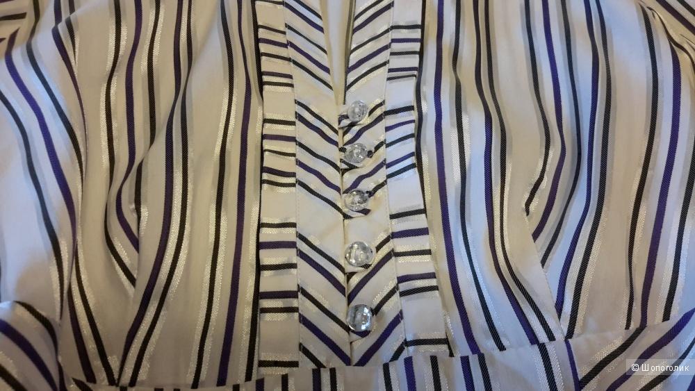 Отличная блузка Marks&Spencer размер 8UK на наш 42-44