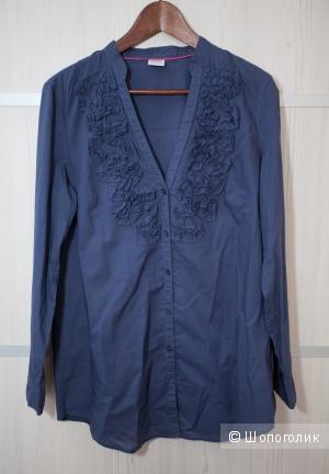 Удлиненная рубашка Esprit 48 размер