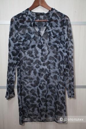 Шифоновая рубашка Esprit, S, 42