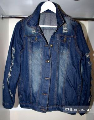 Новая Джинсовка. Джинсовая Куртка 46 - 48р.