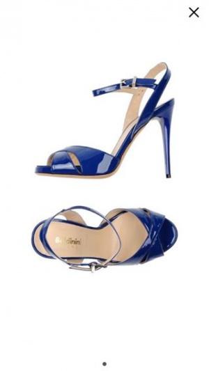 Сандалии на высоком каблуке Baldinini Trend, 39 размер, новые