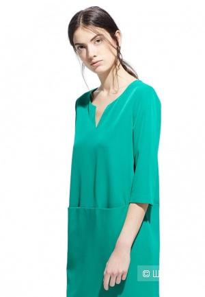 Мango: платье-балахон, L