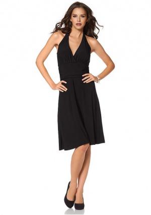 Платье вечернее на завязках 42-44 размер (новое)