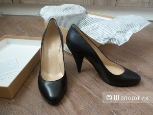 VICINI туфли, натуральная кожа, р.36-36,5