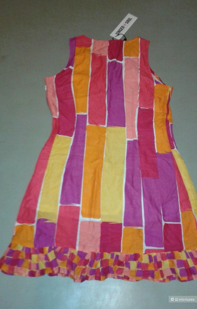 Новое летнее платье Ginger Soul 42-44