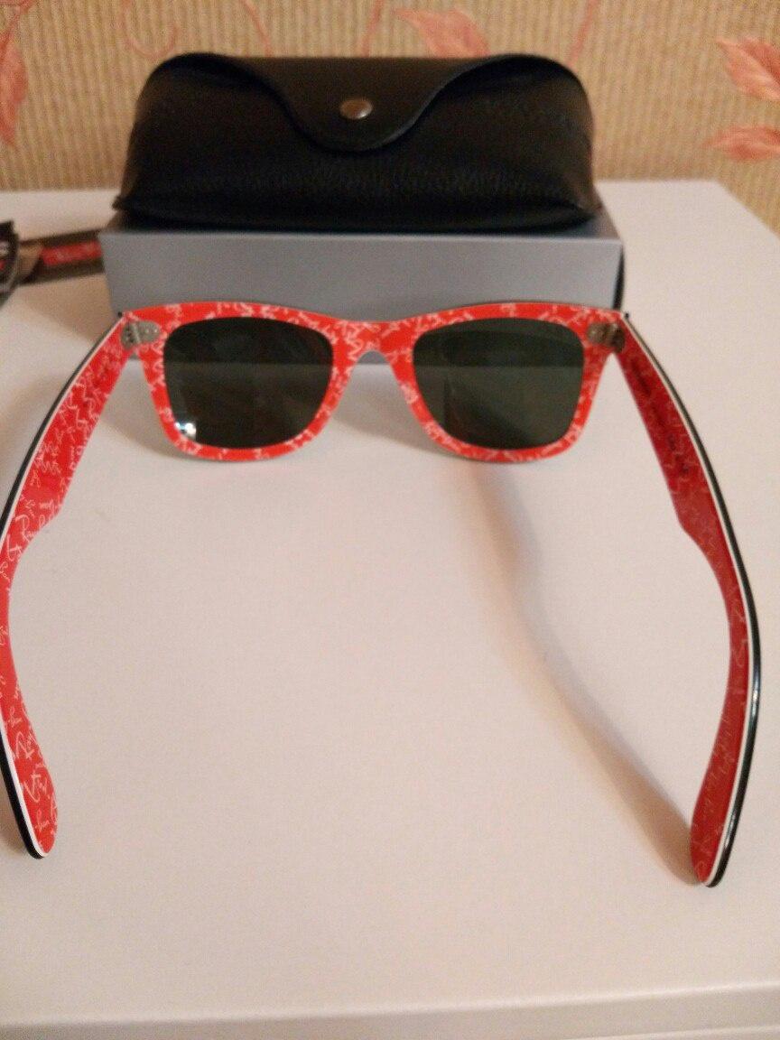 cf23876ed1ba Ray ban RB2140 original wayfarer солнцезащитные очки, в магазине ...