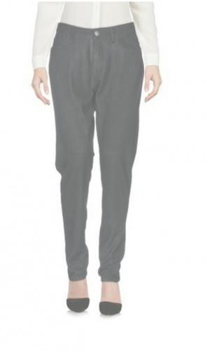 Кожаные брюки Current elliott 25 размер
