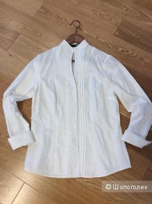 Женская белая рубашка Seidensticker р.40EUR
