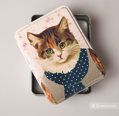 "Шкатулка ""Cat Dress Up"""