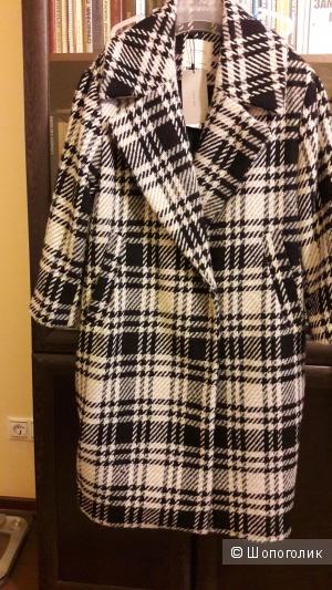 Пальто Zara оверсайз, xs