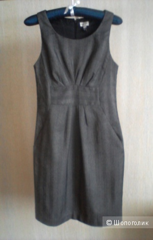 Платье-футляр, размер XS, S