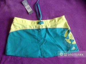 Новая юбка Адидас S